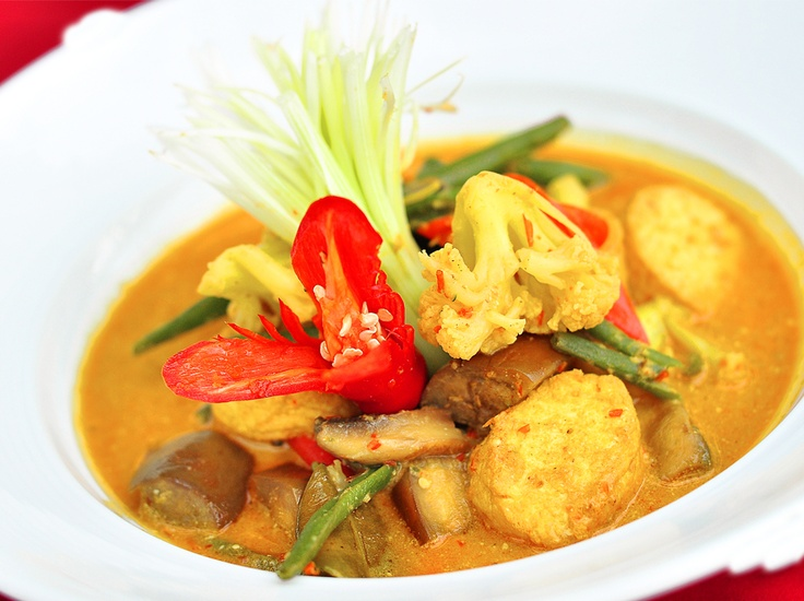 Indonesia Vegetable curry