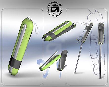 Astro Design's crutch