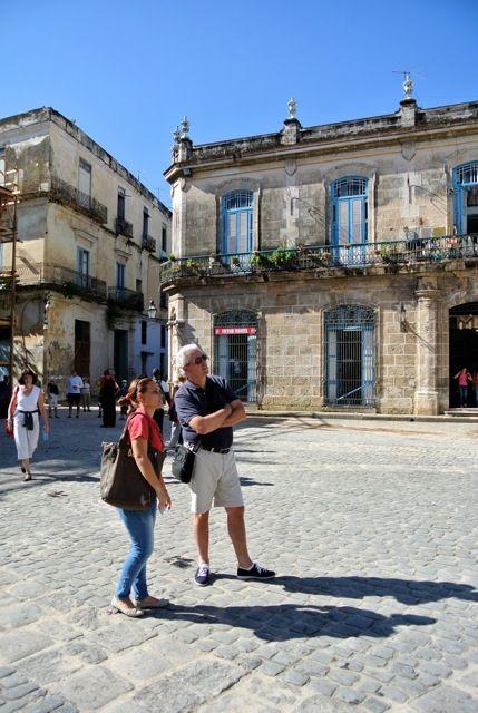 Old Havana Tour with Judy Clayton