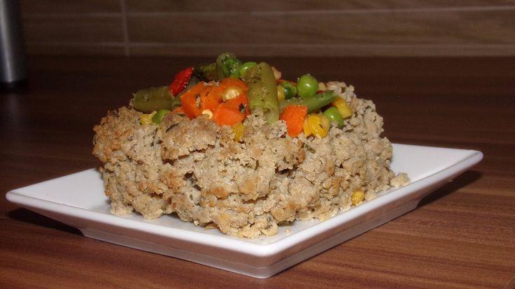 Darált husis, zöldséges kocka :: dietaénigyszeretlek.hu