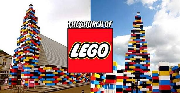 #mintume #lego #church