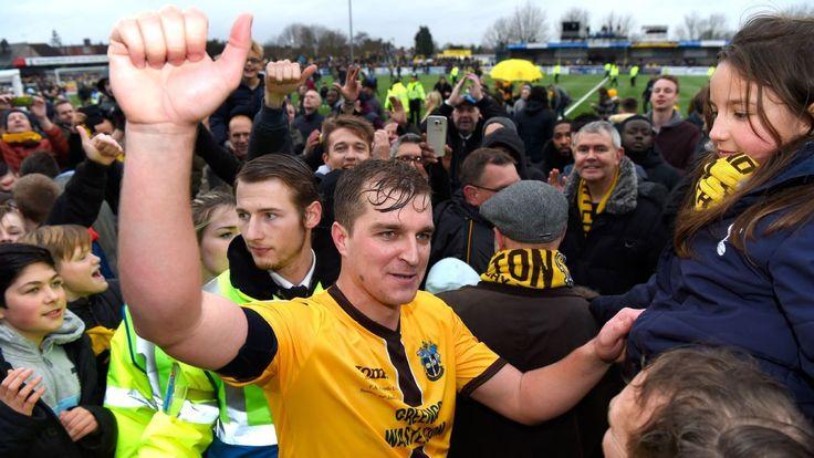 Non-league Sutton United reveal magic of FA Cup, score famous win vs. Leeds
