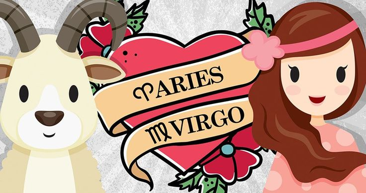 Aries and Virgo love compatibility