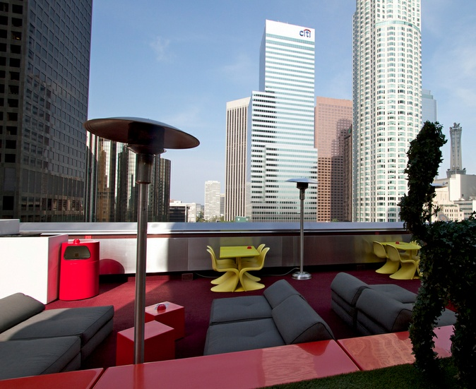 The Standard Hotel Los Angeles