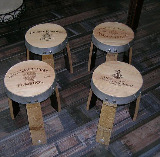 r alisation de tables chaise de bar tabouret haut meubles personnalis s r alis s en douelle. Black Bedroom Furniture Sets. Home Design Ideas