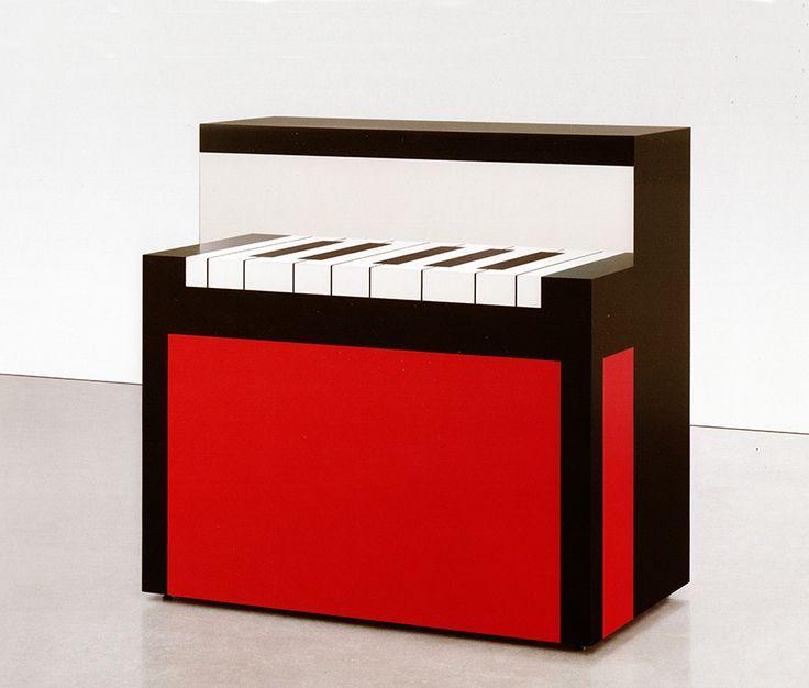 aqqindex: Richard Artschwager Piano Malevich 2012