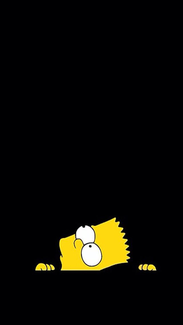 Android Wallpaper The Simpsons Homer Phone Wallpaper Background