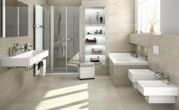 Which Tiles For The Bathroom Bathroom Tiles Which Bathroom Interior Design Bathroom Design Small Modern Tile Bathroom
