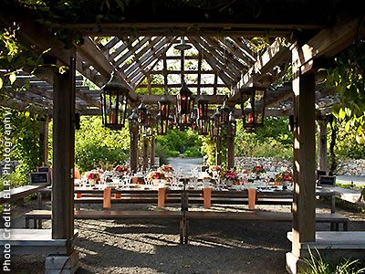 Quarryhill Botanical Garden Weddings Glen Ellen Sonoma Wine Country Reception Venues 95442 California