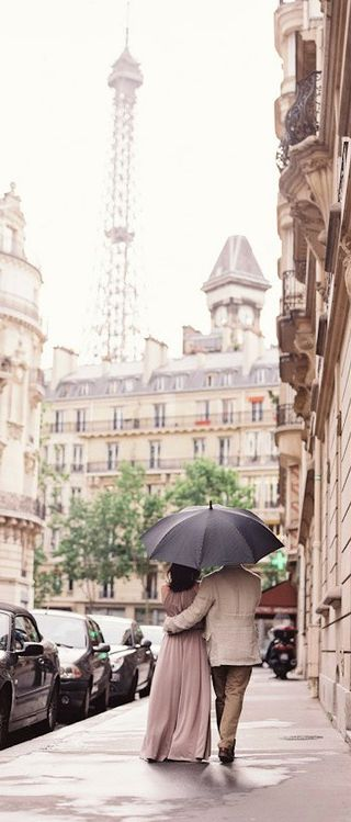 Paris, City of Love via @butterbean2001. #Paris #France