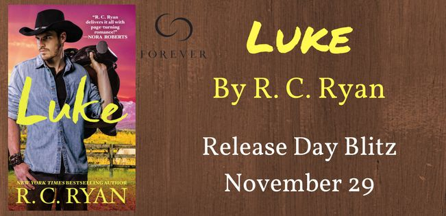 Fangirl Moments And My Two Cents @fgmamtc: LUKE by R.C. Ryan Release Day Blitz