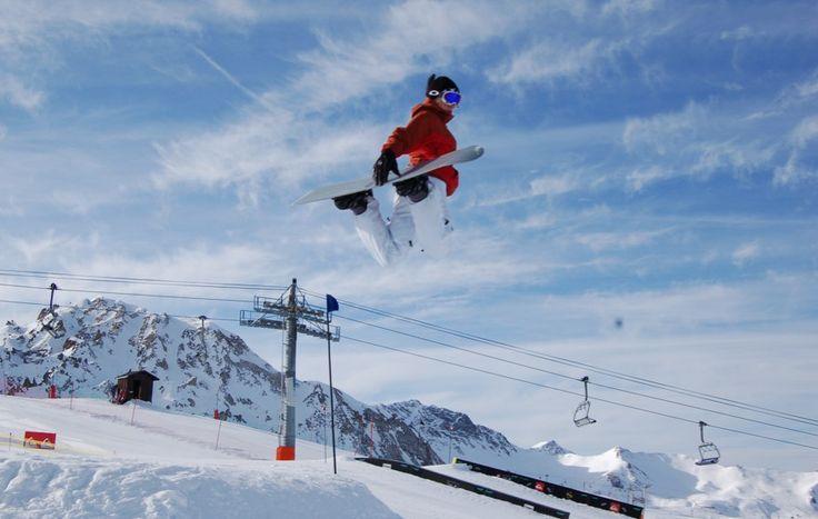 Las mejores estaciones de esquí de España - http://sixt.info/Sixt-Viajar
