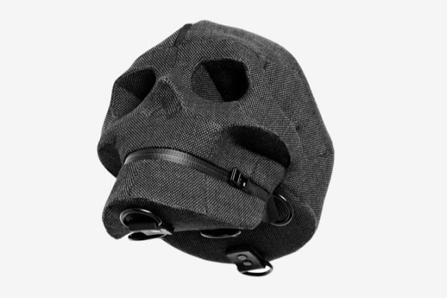 Shiva Skull Bag by Aitor Throup