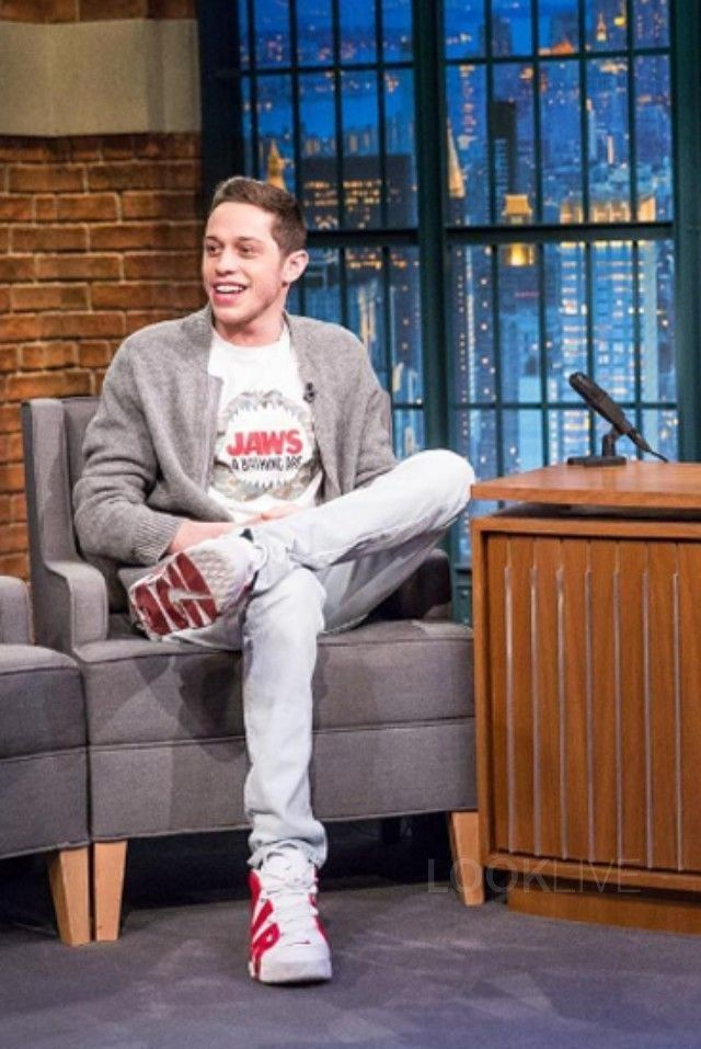 Pete Davidson Is Having A Style Moment We Should Take Notice