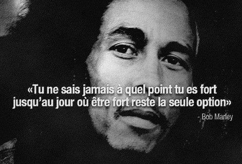 citation - Bob Marley
