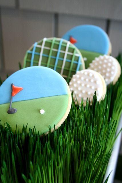 Golf Birthday Par.Tee | CatchMyParty.com