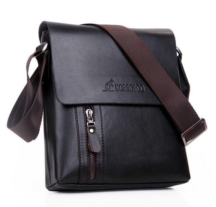 New collection kangaroo men messenger bag, designer brand small crossbody Bag