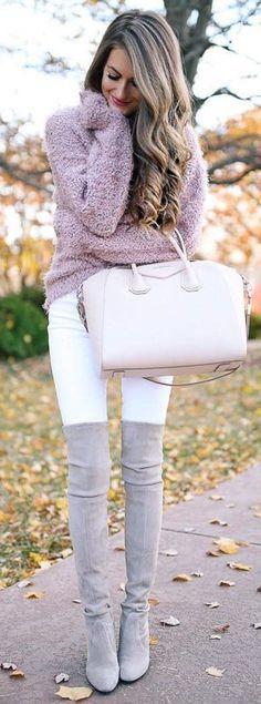 20+ süße Winterstiefel und die passenden Outfits