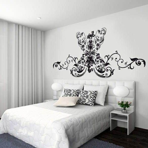 Moderne Wand Aufkleber für 2014  - http://wohnideenn.de/dekoration/12/moderne-wand-aufkleber.html #Dekoideen, #Dekoration, #Wanddeko
