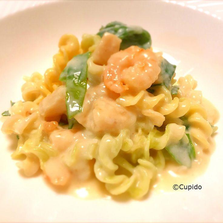Seafood Cream Komeko Pasta_©Cupido