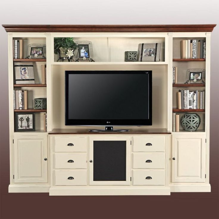 Entertainment Centers With Bookshelves – Foter