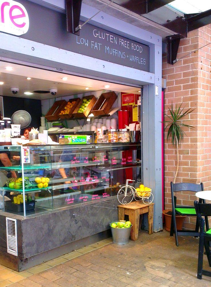 GF food in Sydney - should we ever make it to OZ!
