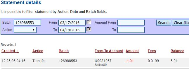 I WORK FROM HOME less than 10 minutes and I manage to cover my LOW SALARY INCOME. If you are a PASSIVE INCOME SEEKER, then AdClickXpress (Ad Click Xpress) is the best ONLINE OPPORTUNITY for you Here is my Withdrawal Proof from AdClickXpress. I get paid daily and I can withdraw daily. Online income is possible with ACX, who is definitely paying No scam here. http://www.adclickxpress. is/?r=2skgbgyth3z&p=aa