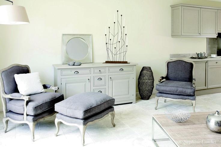 Villas de la Redorte (Living Room) - Redorte