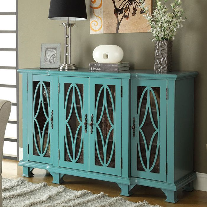 Avington Sideboard in Blue - Color Theory