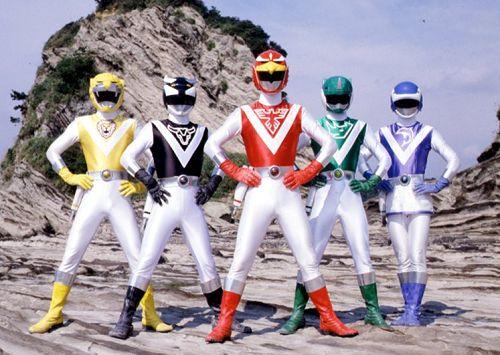 あのころの - 【ライブマン】新機軸を多く盛り込んで、まさに集大成、昭和最後のスーパー戦隊シリーズ