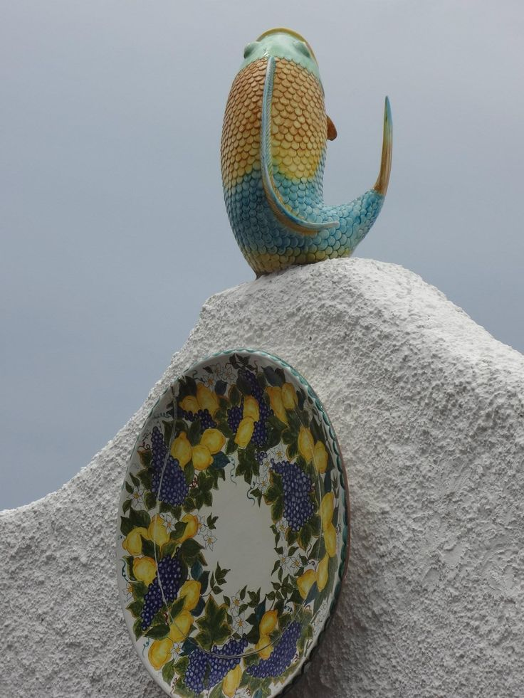 Sant'Angelo - Ischia Island. Detail