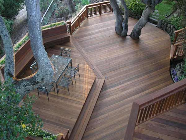 The Best Deck Stains 2016 - excellent Q&A, reviews, w/ recommendations for specific situations - locations, wood species, new, old, damaged decks, etc.