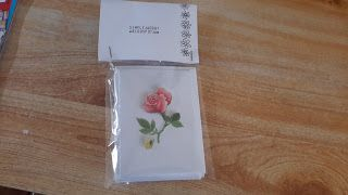 Simply Jacqui's Cards: Celeophane  Pack of 5  Gift Cards