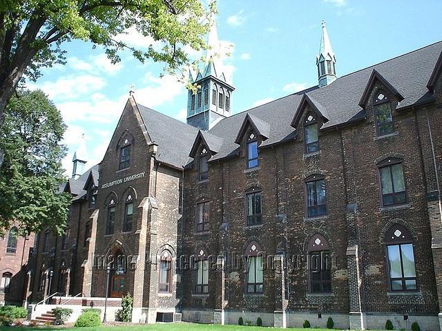 Assumption University, University of Windsor, Ontario