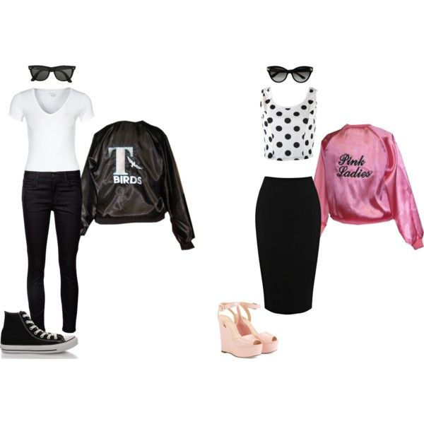 Best 25  Pink ladies from grease ideas on Pinterest | Pink ladies ...