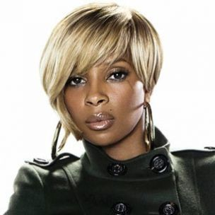 Mary J Blige- she has so much soul. I love listening to the emotion she has in her music