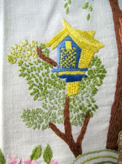 .: Crewel Stitch, Embroidery Collection, Embroidery Stitches, Beautiful Thread, Crafty Needle
