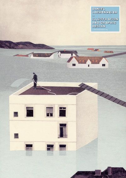 Daniel Lachenmeier is a freelance illustrator and designer living and working in Basel, Switzerland. Not much is known about his technique, a mix of photomontage and illustration, with a subtle vintage taste for architecture and interiors. His works could be vaguely described as an improbable...