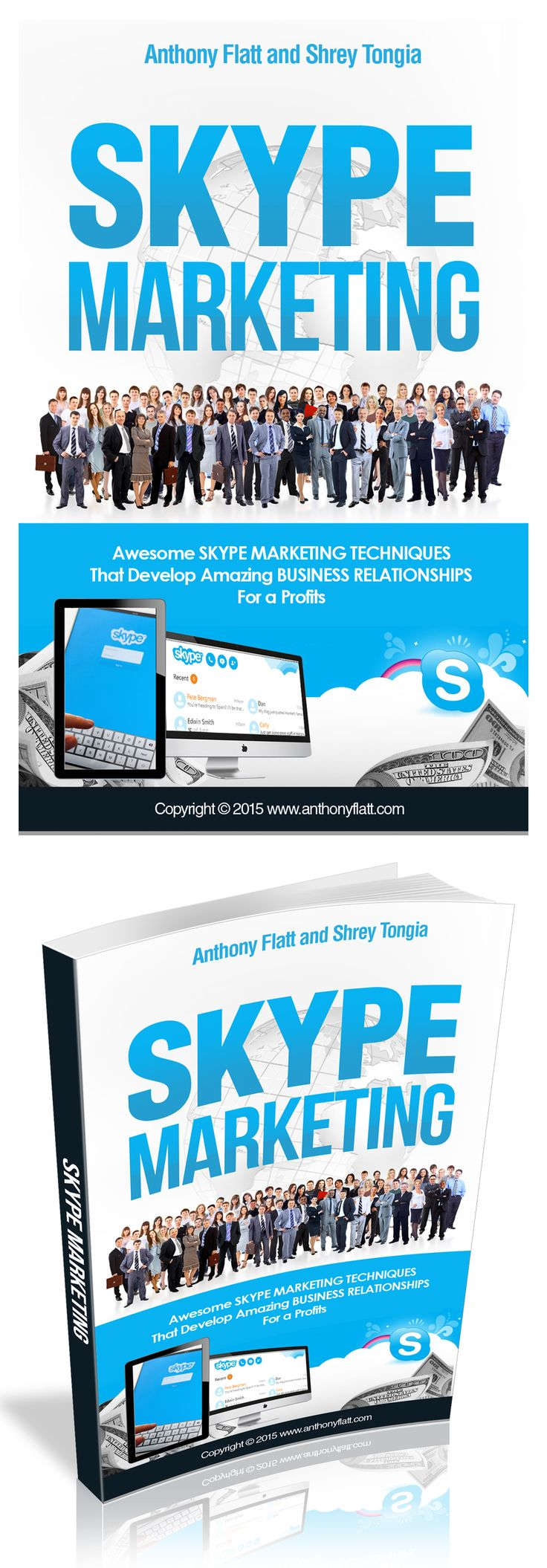 Skype Marketing #KindleCover #Ecover www,redshieldminisite.com