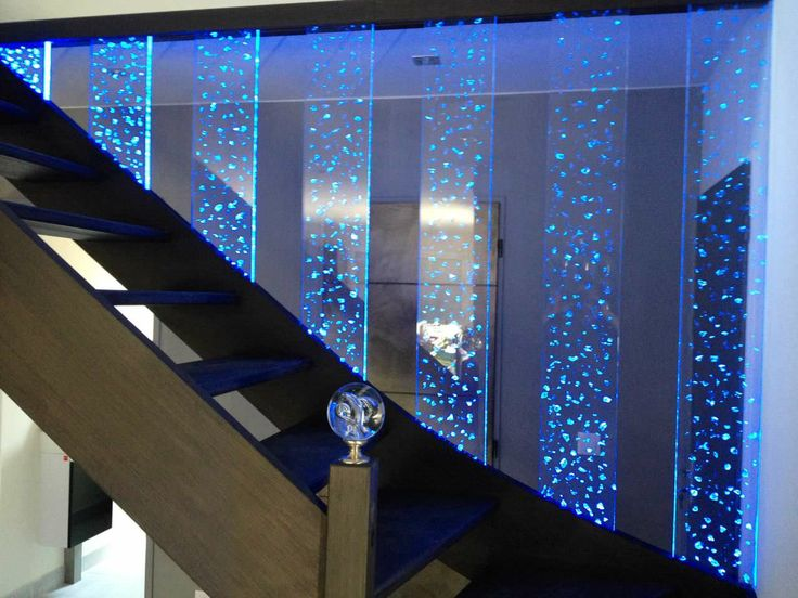 Paneles en acrílico e iluminación led