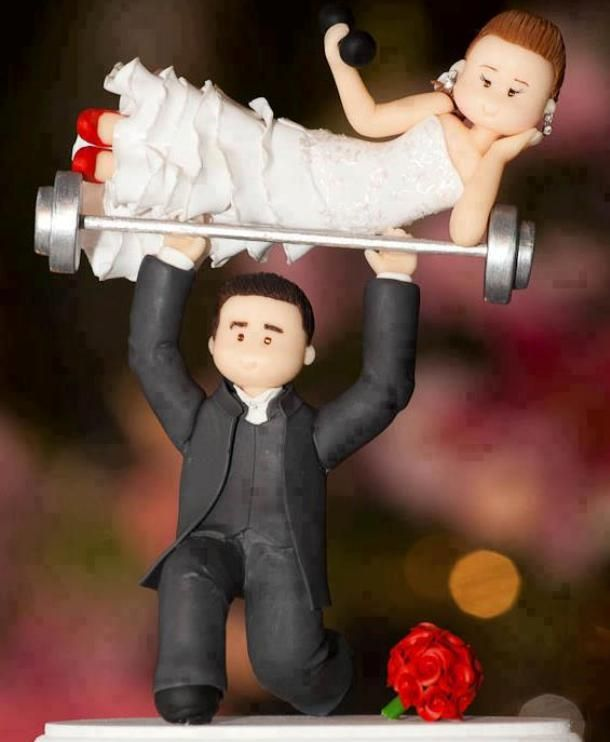 fitness themed wedding cake topper 1000 images about wedding ideas on harry 14303