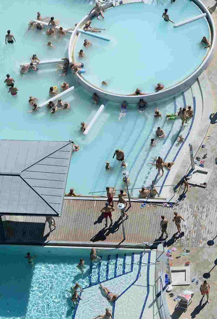 Madártávlat: különleges fotók az egerszalóki fürdőről