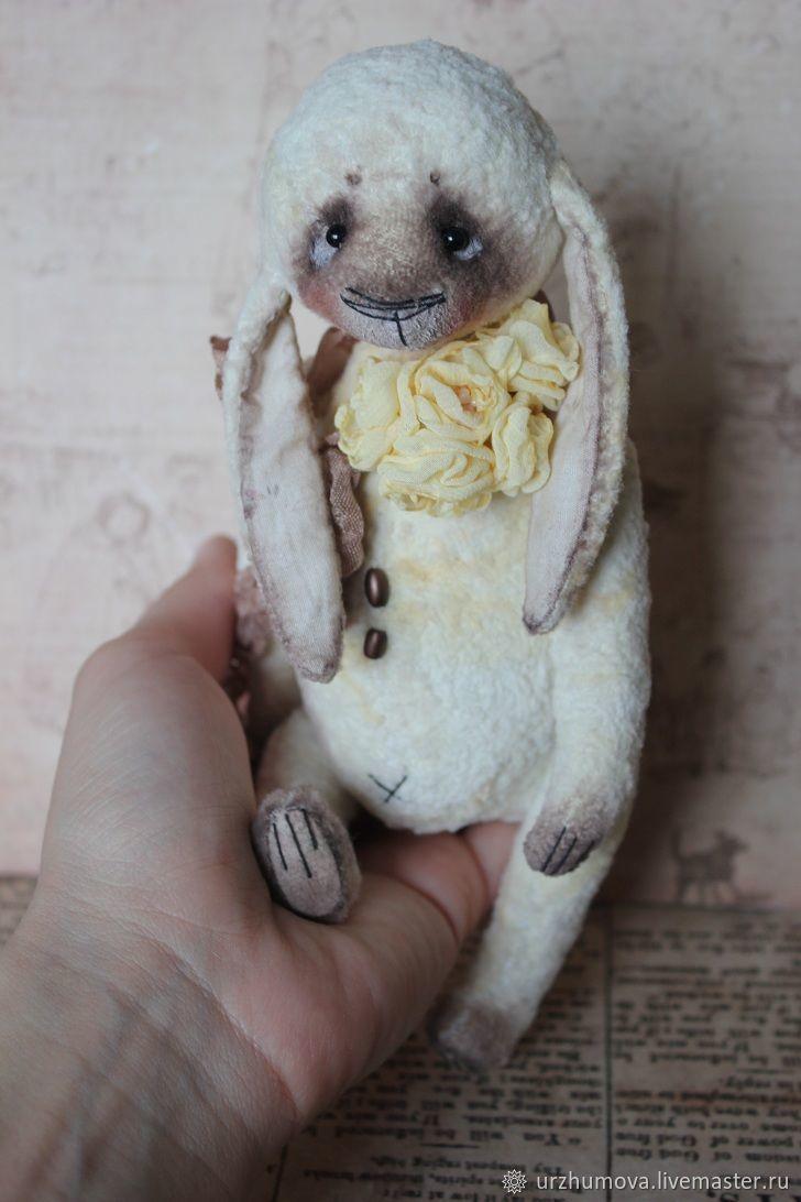 Ванильный кролик - купить или заказать в интернет-магазине на Ярмарке Мастеров - FEKOZRU. Нижний Новгород | Друзья! Знакомлю Вас с новой работой -…