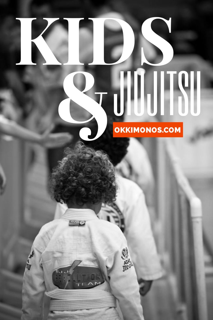 Awesome article about Kids BJJ over at: http://okkimonosblog.com/what-should-the-goal-of-bjj-be-for-kids/