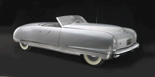 1941 Chrysler Thunderbolt. Collection of Chrysler Group, LLC.  Credit: Copyright 2013 Peter Harholdt