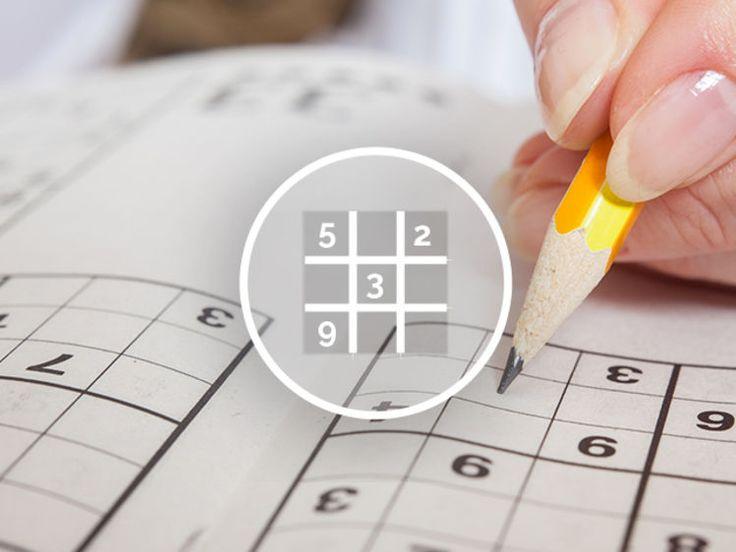 Jouez au Sudoku en ligne,  un jeu 100% gratuit , sur FemmeActuelle.fr