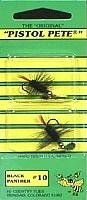 Pistol Pete Hi-Country Fishing Flies, Size 10, Black Panther - https://bassfishingmaniacs.com/?product=pistol-pete-hi-country-fishing-flies-size-10-black-panther