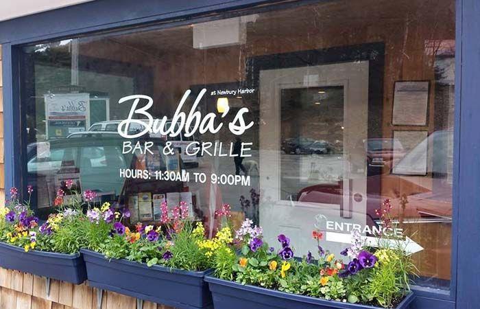 Bubba S Restaurant Newbury Nh