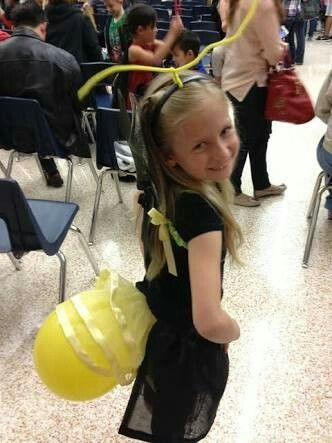 lightning bug costume