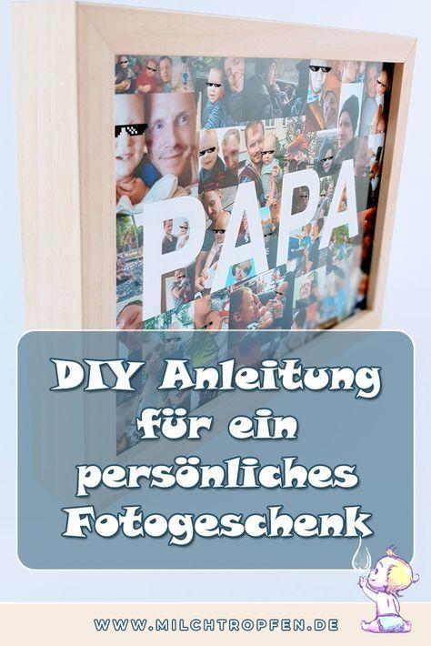 Personliches Fotogeschenk Geschenke Pinterest Gifts Presents